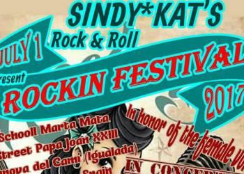Rockin Festival 2017 cartell web