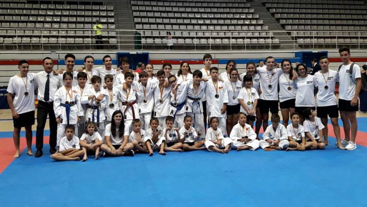 Budokan Tai Jitsu Campionat Espanya juliol 2017 (1)