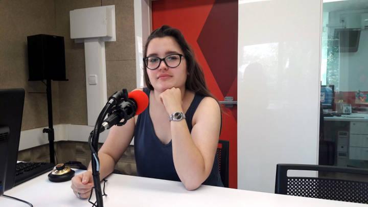 Mireia Nieto Premi excellencia Pla de les Moreres 2017 2
