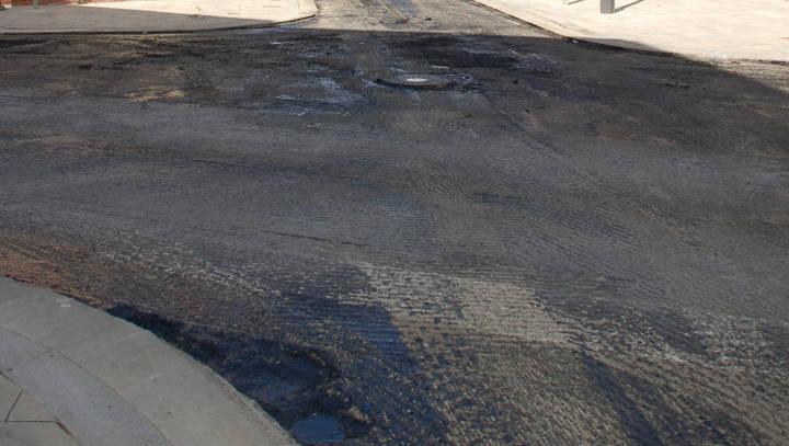 asfaltat recurs