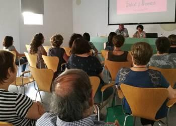 Presentacio proces participatiu salut de les dones 2017
