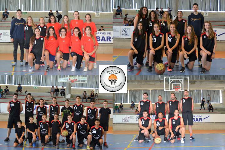 Club Basquet Endavant 2017-w