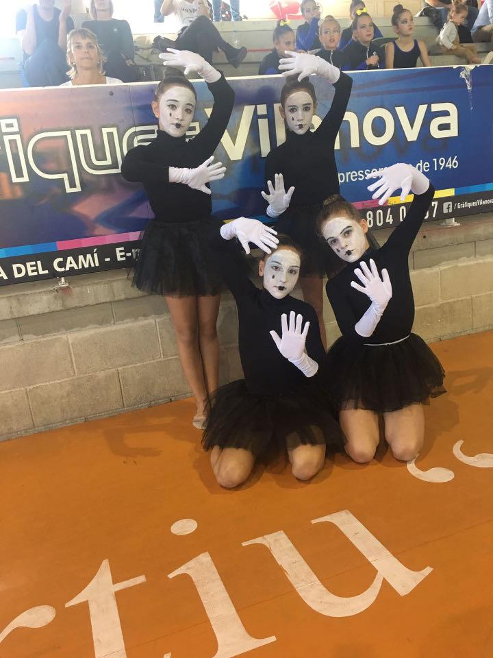 Club Gimnastic San Roque Halloween