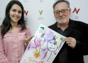 Manolo Cano i Lis Ramirez associacio cultural camp del rei gimcana solidaria-v2