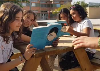 Video escola Joan Maragall contra el buylling