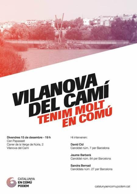 En Catalunya - Podem cartell des17-v1