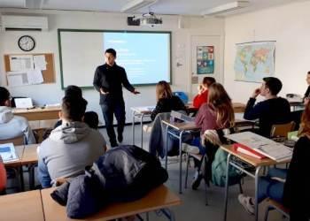 Programa sensibilitzacio emprenedoria institut 2018