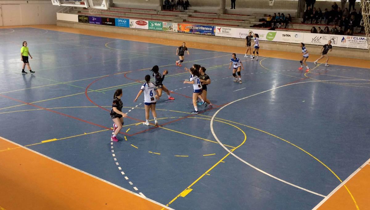 Semifinals TOP 4 Handbol Vilanova mar 18 (2)-v11