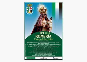 Cartell Romeria Virgen de los HItos 2018-fons-v22