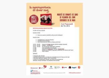 Marato de sang 2018 - Programa-fons-720