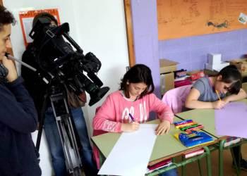 TV3 a Escola Pompeu Fabra Any Fabra mai18 (4)-1200