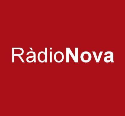 La nova temporada de Ràdio Nova arrenca amb l'avanç informatiu i polític