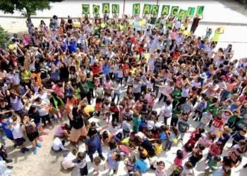 Escola Joan Maragall foto lipdub-720