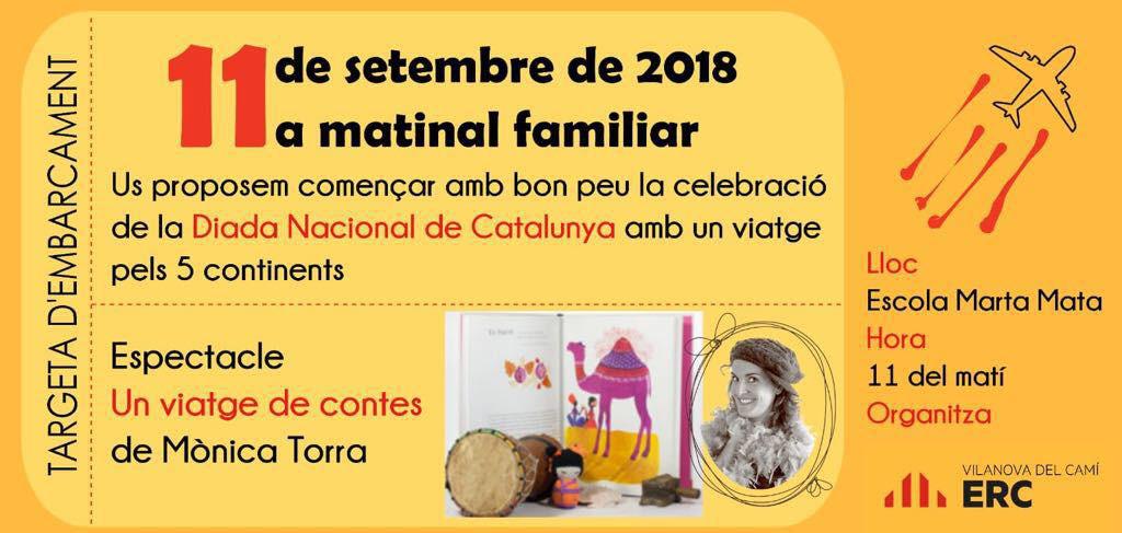 ERC Vilanova Diada 2018
