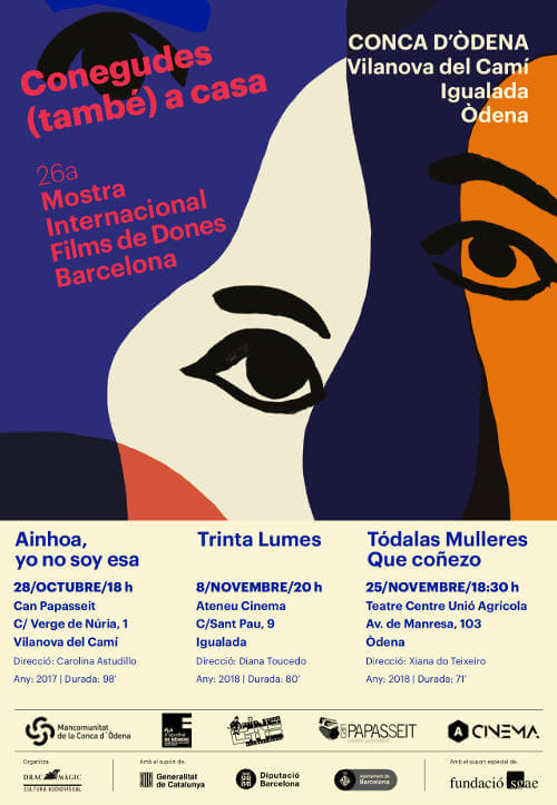 FILMS DONES - Conegudes-cartell