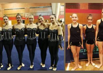 Ballerina gimnastica classificatori copa base i conjunts 2018-v22