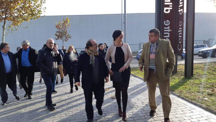 Miquel Iceta a Vilanova del Cami 29nov18