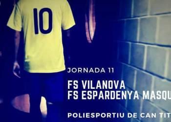 FS Can Tito Vilanova cartell gener 2019