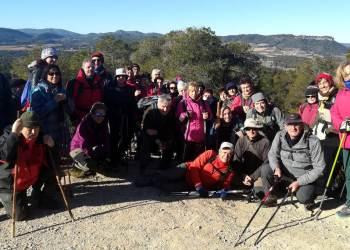 Colla muntanyes de Vilanova febrer 2019