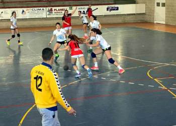Handbol senior 24 feb 2019