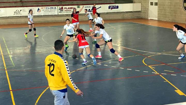 Handbol senior 24 feb 2019