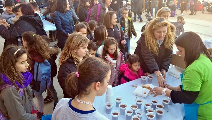 Xocolatada Joan Maragall-feb19