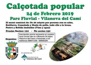 calcotada uce 1-24feb19-cartell
