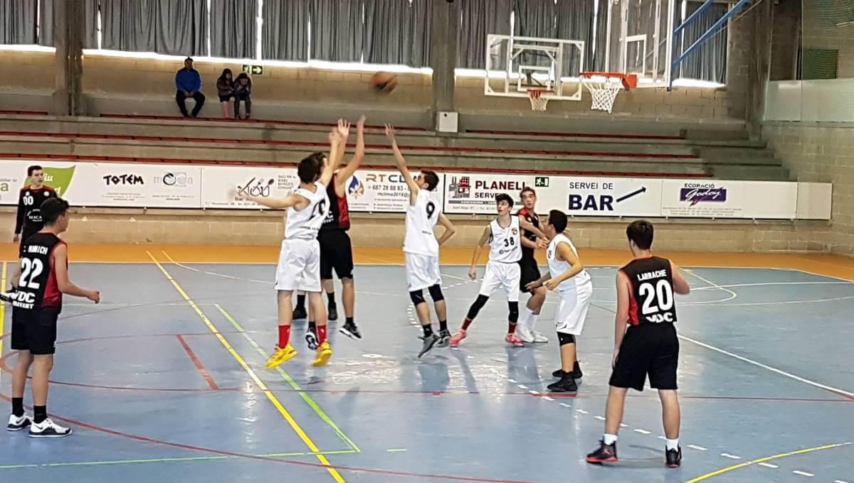 Basquet Vilanova març 2019