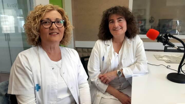 La meva salut al CAP Pilar Ibañez i Dolors Cerezo (2)