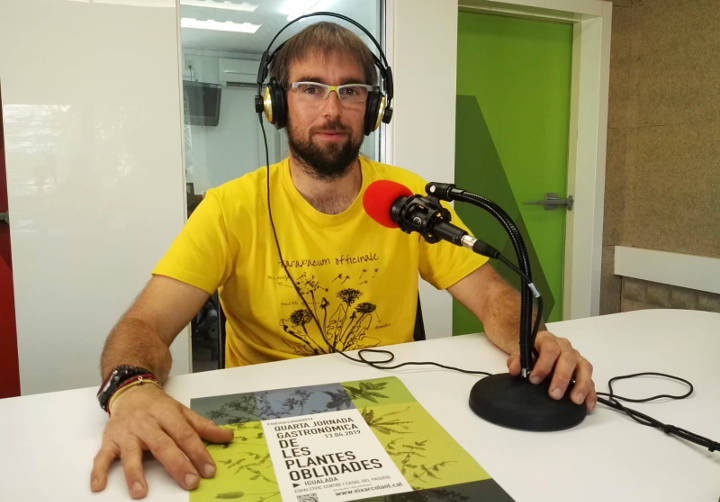 Marc Talavera impulsor de la jornada