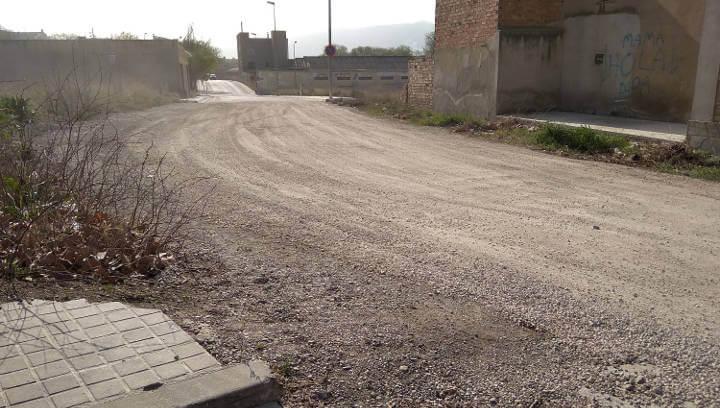 PSC - carrer Joan Miro-