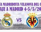 La Peña Madridista Vilanova del Camí prepara un viatge per anar a veure el Real Madrid-Villarreal