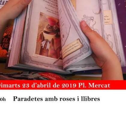 Vilanova del Camí escriu una nova pàgina de Sant Jordi amb 'Traços d'un poble'