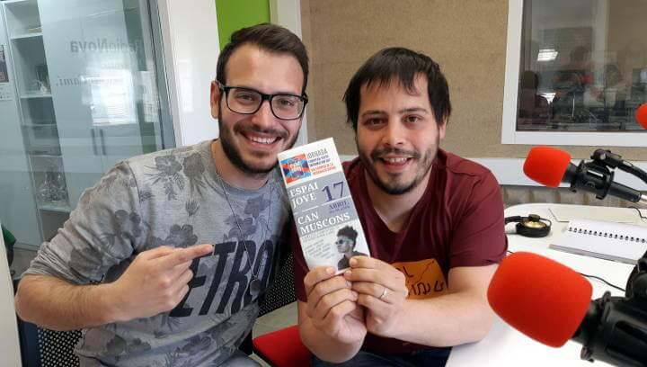 Carles Palet i Jose Sestelo