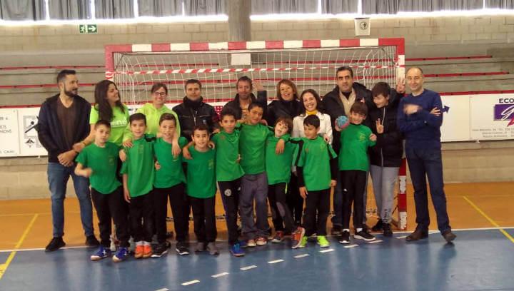 Escola Esportiva Joan Maragall 2n abril 2019