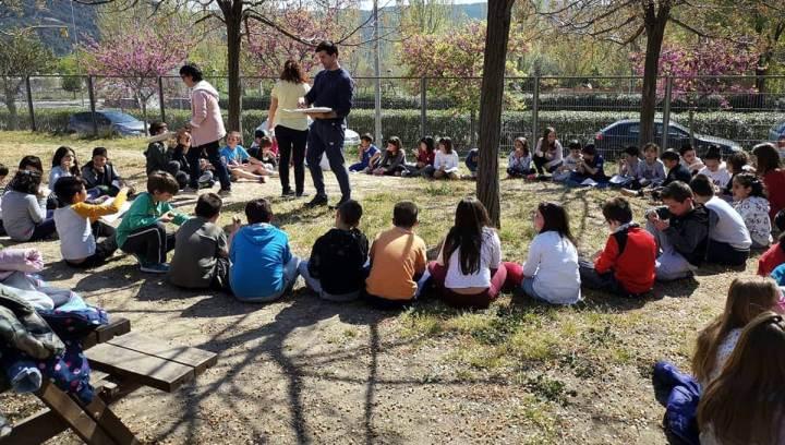 Jornades Ecologiques del Pompeu Fabra abril 2019