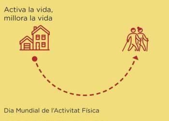 cartell dia mundial activitat fisica abril 2019-imatge