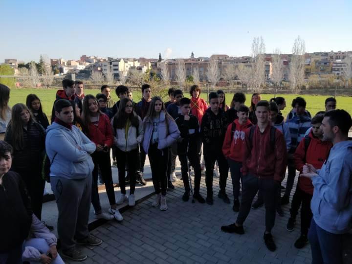 Grup participant al taller tabú abril 2019