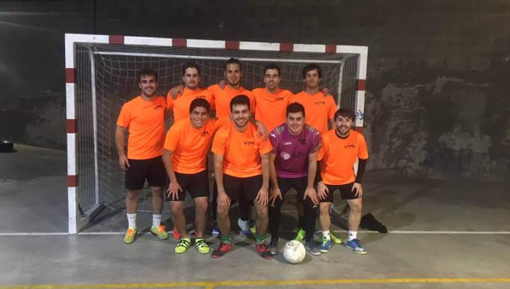 Cal Fanga Divisio honor campionat futbol sala 2018-19