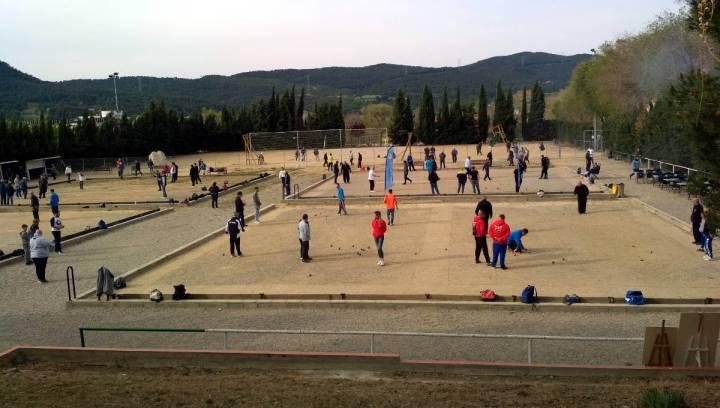 Petanca torneig divendres sant 2019