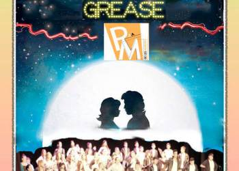 Poster Grease INS Pla de les Moreres-imatge