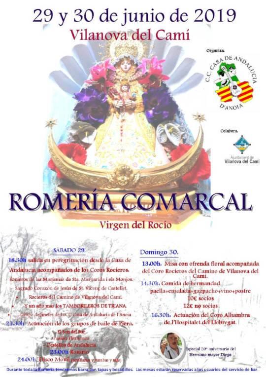 Romeria Comarcal 2019