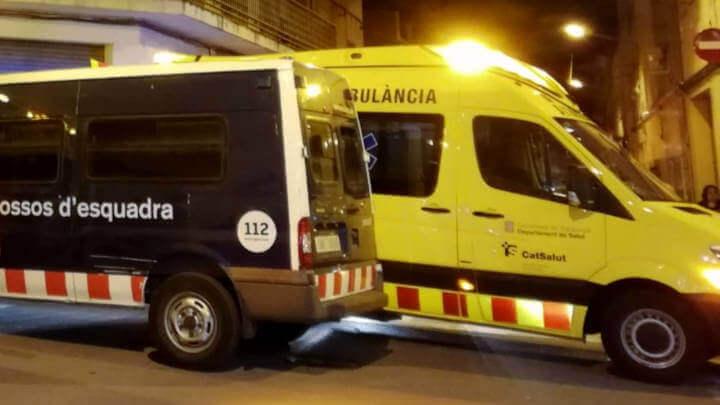 Accident carrer Alfons XIII agost 19 Foto dIsa Guisado