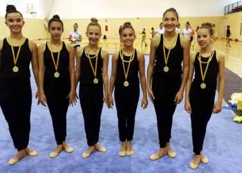 Club Gimnastic Ballerina Trofeu Gaudi 2019