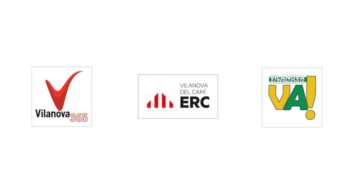 V365 ERC VA logos