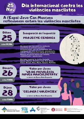 25N 2019 a Can Muscons