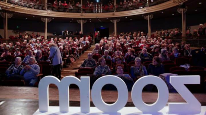 Imatge d'arxiu - Imatge Zoom Festival