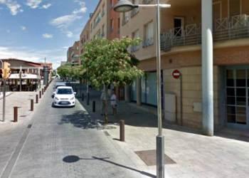 carrer santa llucia-Google-Maps