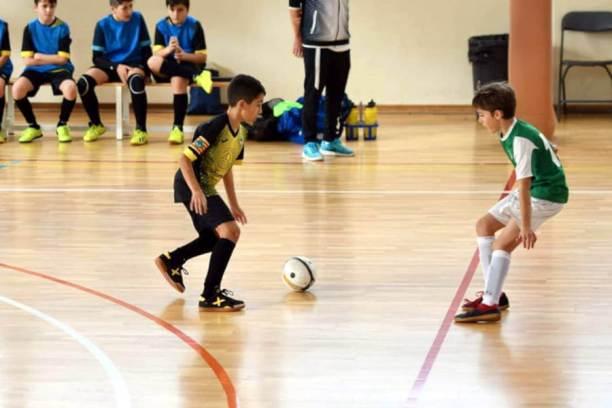 Alevi jugant a Piera Copa Catalunya-v1 Foto Fran Rey