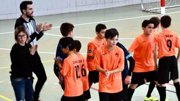 CFS Can Tito Vilanova Alevi Foto Fran Rey